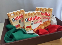 Nutella B-ready 8 x 19g